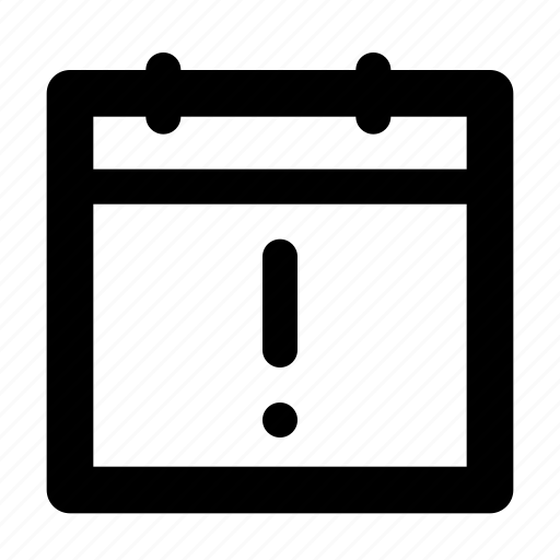 Business, date, deadline, management, reminder icon - Download on Iconfinder