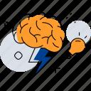 brain storm, brain, thought process, brainstorming, creativity, intelligence