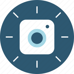ad, advertise, broadcast, instagram, popular, promo, promote icon