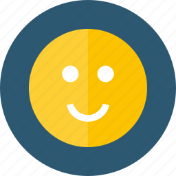 appropriate, awesome, emoji, emotion, face, flexible, friendly, like, loyalty, luck, positive, satisfied, smile, solve, testimonial icon