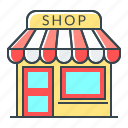 commerce, e-commerce, market, sale, shop, shopping icon
