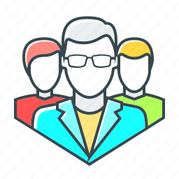 business, group, people, social, team, users icon