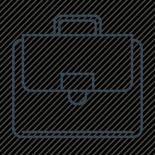 bag, business, case, portfolio, suitcase icon