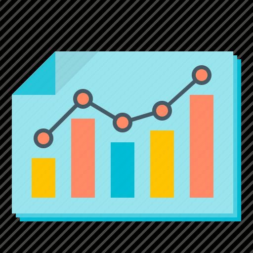 analysis, analytics, chart, diagram, graph, marketing, statistics icon