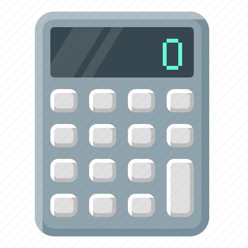 calculate, calculating, calculation, calculator icon