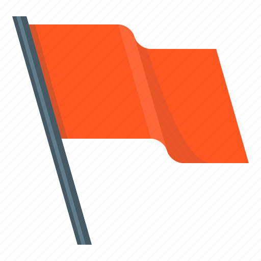 Flag, pin, pointer, standard icon - Download on Iconfinder