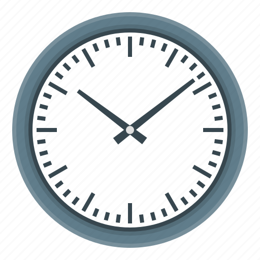 clock, time, timepiece, watch icon
