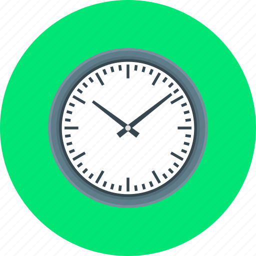 clock, office hours, time, watch icon