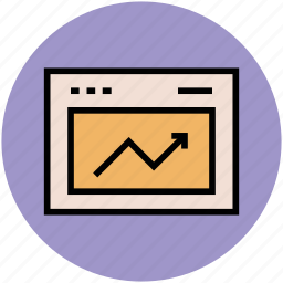 graph, infographic element, rating, web graph, web rating, webpage icon