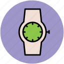 fashion, hand watch, luxury watch, timekeeper, watch, wrist watch icon