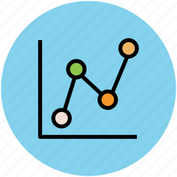 analysis, analytics, business chart, chart, graph, statistics icon