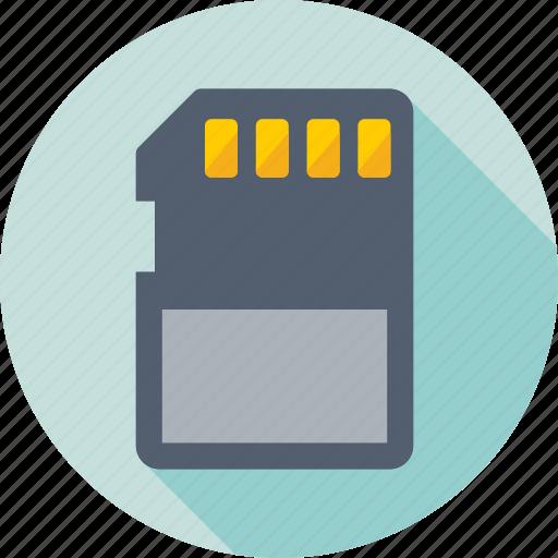 data storage, memory, memory card, sd card, storage icon