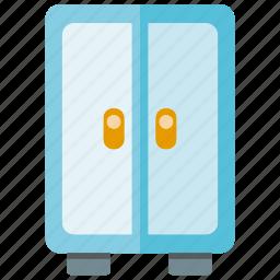 cabinet, closet, file, filing icon