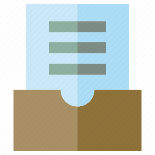 document, file, office, paper, report icon