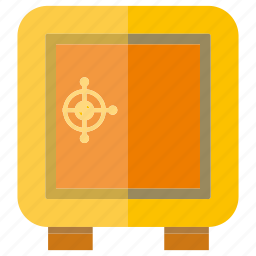deposit, finance, investment, safe, saving, storage, treasure icon