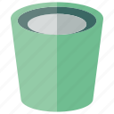 bucket, container, liquid, water