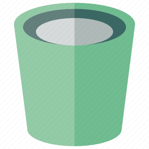 bucket, container, liquid, water icon
