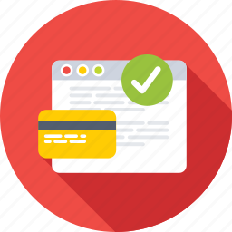 banking, business, credit card, online banking, successful icon