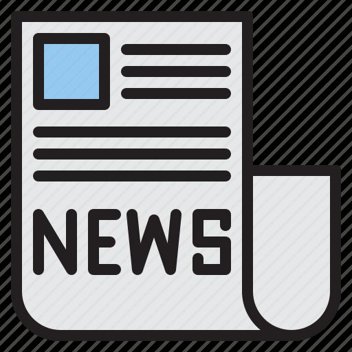 blog, feed, news, press icon