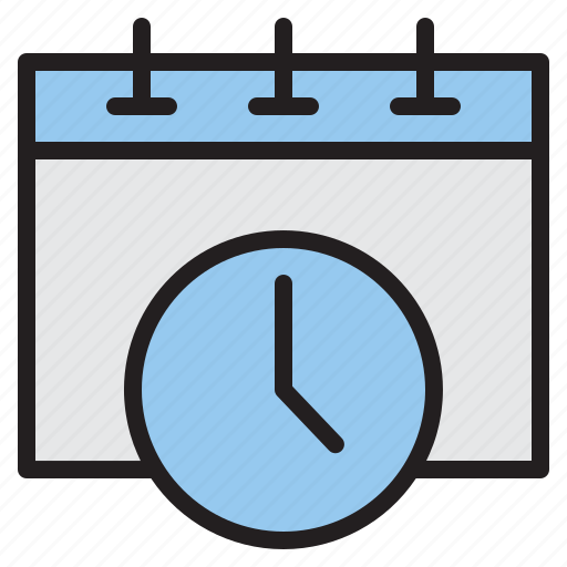 date, day, event, time icon