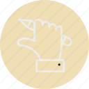 and, business, office, support icon
