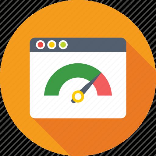 productivity, seo, speed test, web, website speed icon