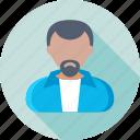 accountant, avatar, businessman, user, user avatar