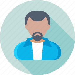 accountant, avatar, businessman, user, user avatar icon