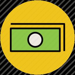 bank statement, bill, check, dollar, invoice icon