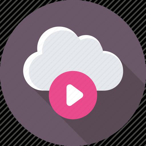 cloud cd, cloud computing, cloud music, compact disk, dvd icon
