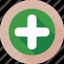 add, add button, addition, math sign, plus icon