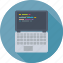 css, developing, php, programming, web development icon