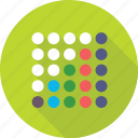 design, dots, model, pattern, seamless icon