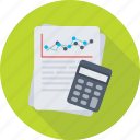 accounting, calculating device, calculation, calculator, mathematics icon