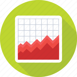 analysis, chart, diagram, graph, graph screen, statistics icon