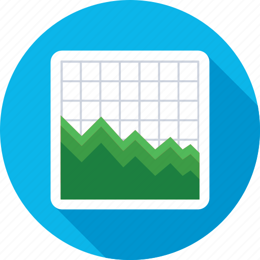 analysis, chart, diagram, graph, graph screen, statistics icon