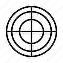 arrow, direction, goal, location, map, navigation, target