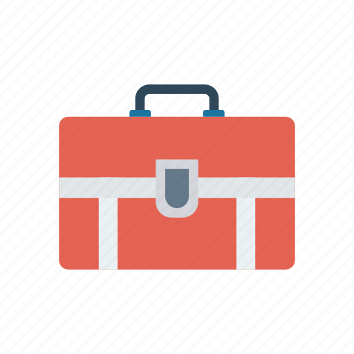 breifcase, business, office, portfolio icon