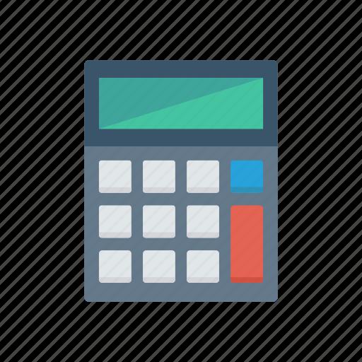 accounting, calculator, mathematics, office icon