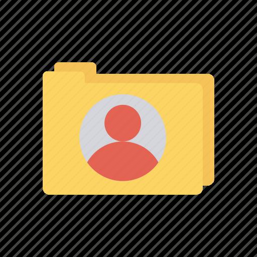 account, folder, profile, user icon