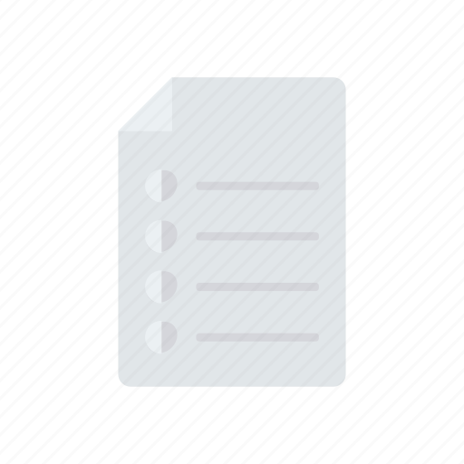 Bill, doc, document, notes icon - Download on Iconfinder