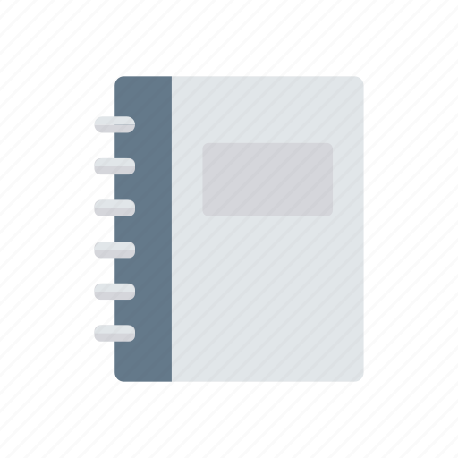 Binder, book, courses, notebook icon - Download on Iconfinder