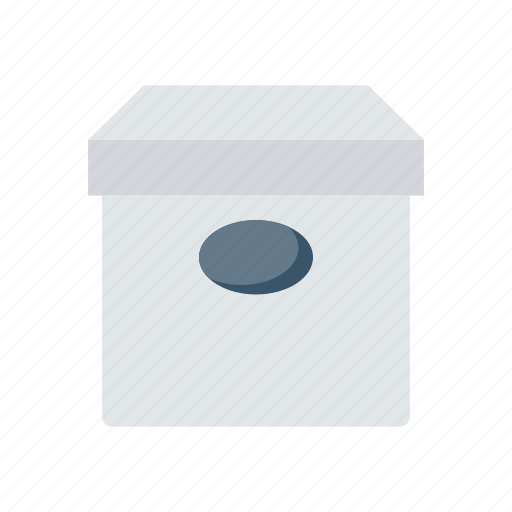 archive, box, gift, package icon