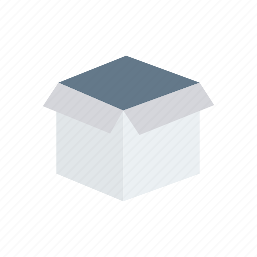 box, gift, product, shopping icon