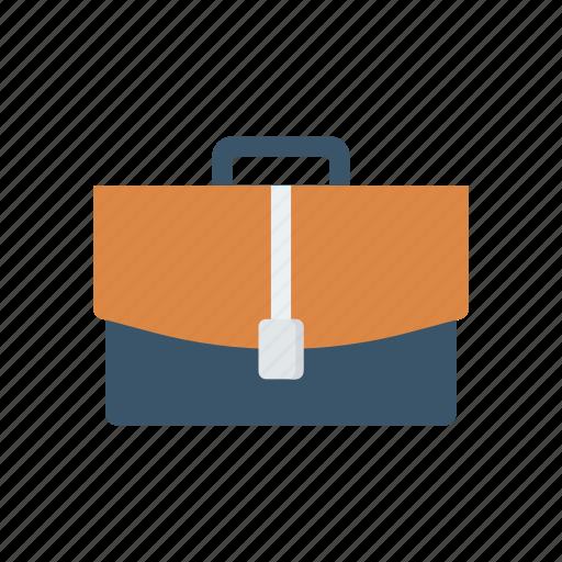 briefcase, business, office, portfolio icon