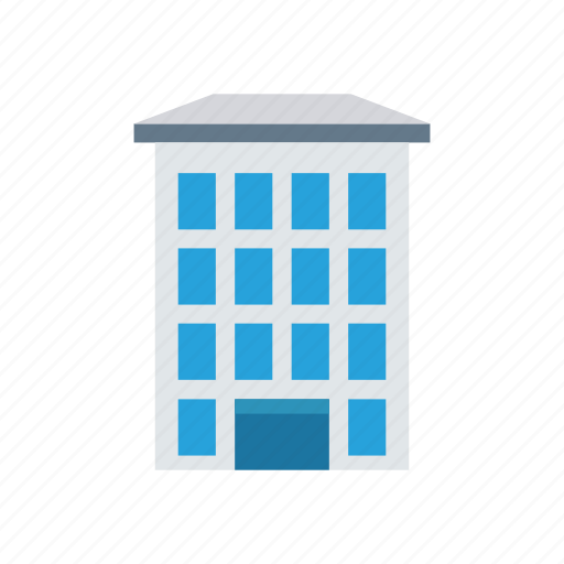 Building, factory, hotel, real icon - Download on Iconfinder