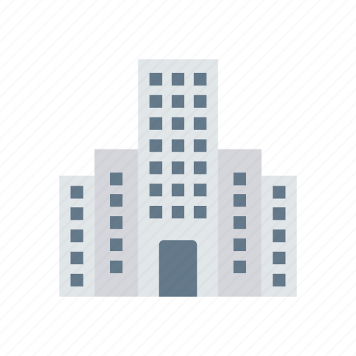Building, hotel, office, real icon - Download on Iconfinder