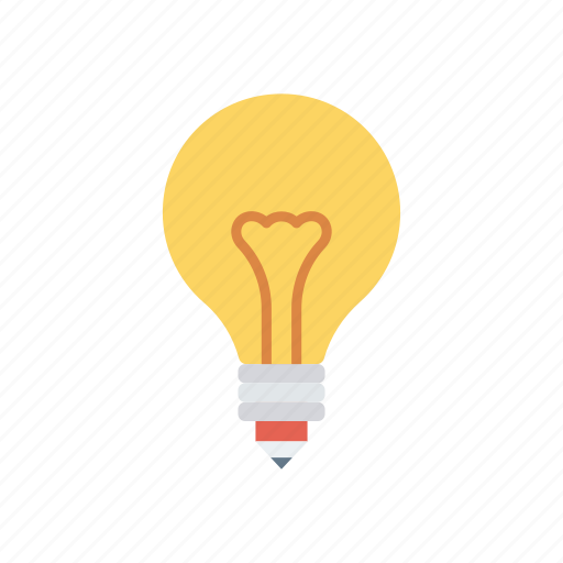 Bulb, idea, light, power icon - Download on Iconfinder