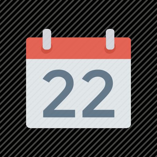 Calender, month, schedule, year icon - Download on Iconfinder