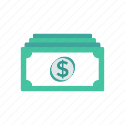 cash, coins, money, withdrawal icon